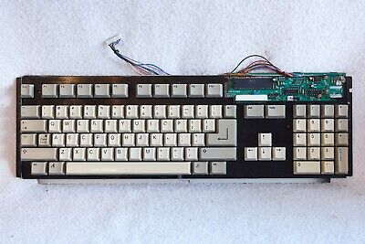Vintage Commodore Amiga A500 Computer Qwerty Keyboard.untested