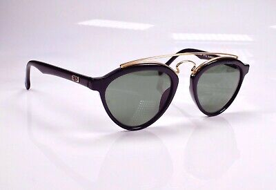 Vintage 1980's B&L Ray Ban Gatsby Style 8 W1530 Sunglasses & Case