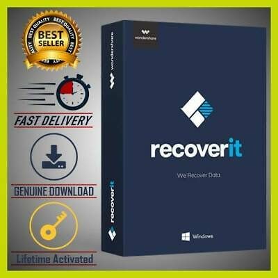 ✔ Wondershare Recoverit 7.3.2.3 ✔ Data Recovery S0ftware 🔑 Lifetime Activated