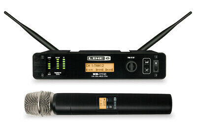 Line 6 XD-V75 14 Channel Digital Handheld Wireless System - 2.4 GHz