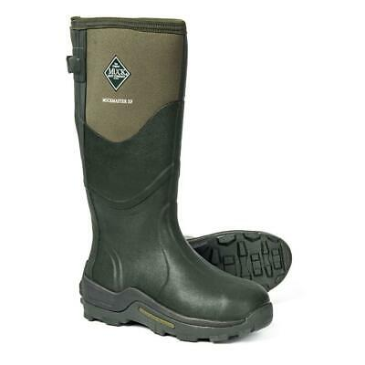 NEW Men's Muck Boot Company Muckmaster Extended Fit Rubber/Neoprene Boots Size 8