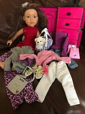 Design A Friend Doll india Package