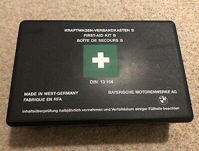 Genuine Bmw e36 First Aid Kit (west Germany) Excellent Condition M3 318is 328