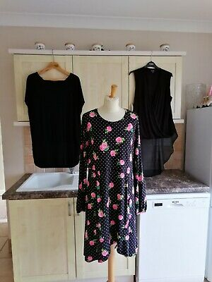 Ladies Clothes Bundle Size 14/16 NWOT (20)
