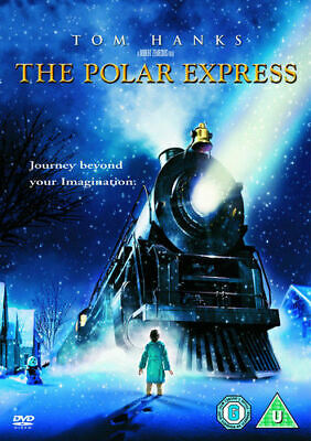 The Polar Express DVD (2005)