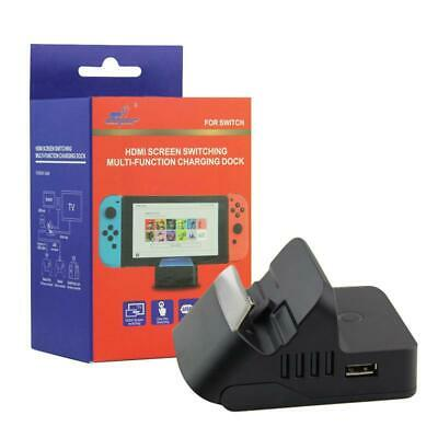 Mini Portable Charger Charging Dock Station for Nintendo Switch Free Shipping