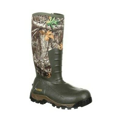 Rocky Men's   Sport Pro 1200G Insulated WP Outdoor Boot RKS0382 Realtree Edge