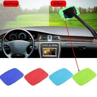 Windshield Windscreen Wonder Wiper Car Glass Window Cleaner Microfiber Pads 1PC
