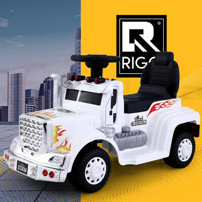 Rigo Kids Ride On Car Electric Toys Cars Truck Children Motorbike Battery
