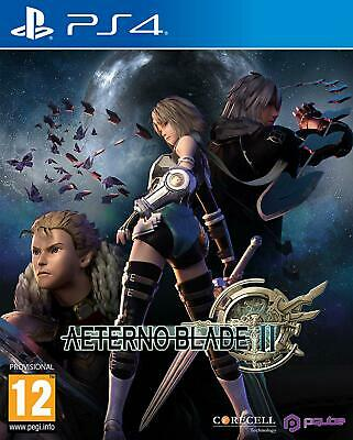 * Playstation 4 NEW SEALED Game * AETERNO BLADE II 2 * PS4