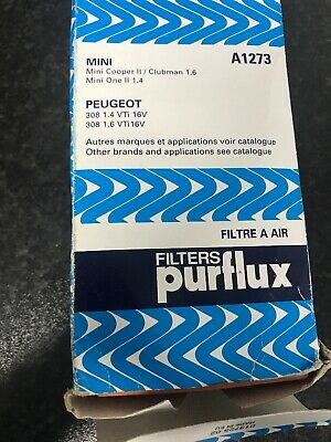 Air Filter QFA0350 TJ Filters 1444RK 1444XG 1444RJ Genuine Quality Replacement