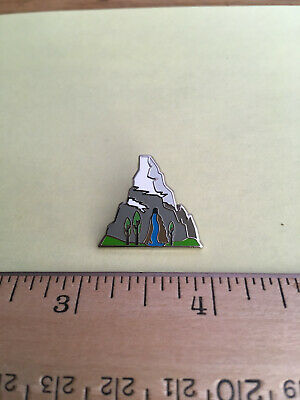 Disney Pin Mystery Tiny Kingdom Disneyland Map Matterhorn Mountain