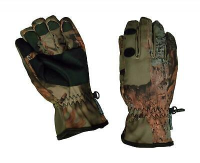 Shooting Outdoor Trigger Finger Percussion Leather Rambouillet Hunting Gloves