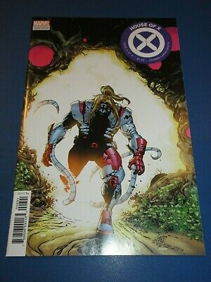 House of X #6 Omega Red Variant NM Gem Hot Title X-men Wow