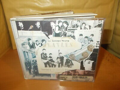The Beatles Anthology 1 -  2 Disc Apple  / Emi Cd 1995 -  Made In Holland