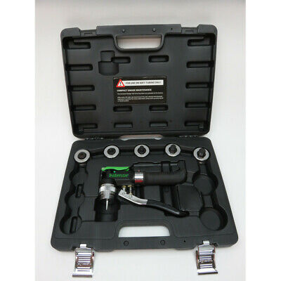 """Hilmor Compact Swage 3/8""""-7/8"""" 5 Expander Heads Tool Kit"""