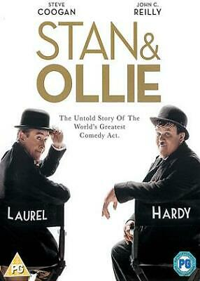Stan and Ollie DVD (2018)