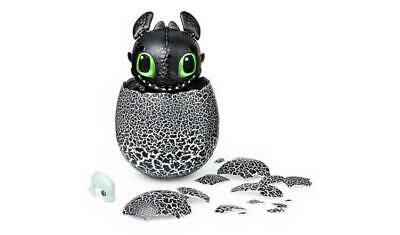 DreamWorks Interactive Hatching Dragon Egg Toothless Release To See His Mouth_UK