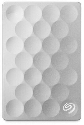 Seagate Backup Plus Ultra Slim 1TB - Platinum