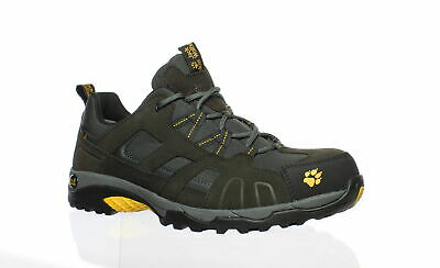 JACK WOLFSKIN MENS Vojo Hike Brown Hiking Shoes Size 8
