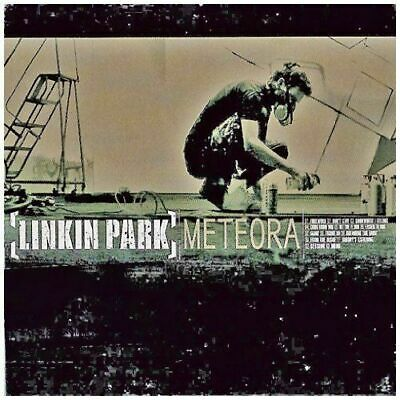 Meteora Linkin Park Enhanced cd