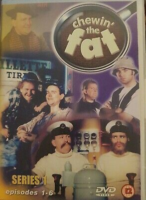 Chewin' The Fat - Series 1 - Episodes 1 To 6 (DVD, 2001)