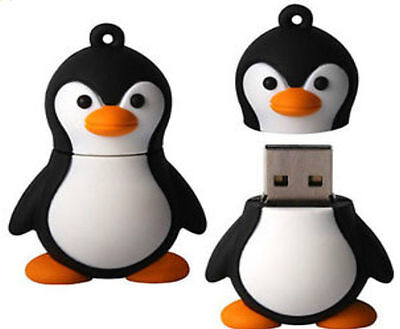 8GB panguin USB flash derive,memory stick,pen drive   (UK)