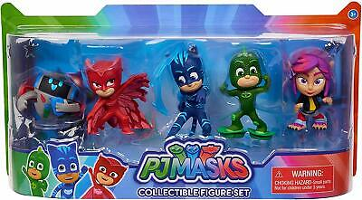 PJ MASKS Collectible KIDS Action Figure Fun TOY Gift Play Set , NEW GIFTS UK