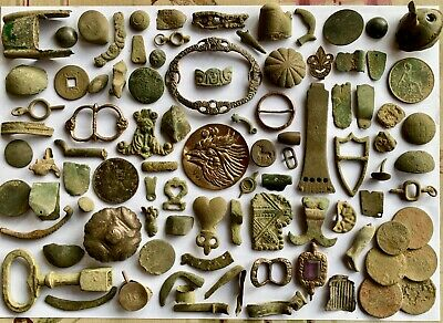 Metal Detecting Finds Collection - Medieval & Post Medieval Artefact, Lot 3 of 3