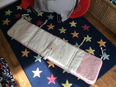 Adorable Mamas And Papas Chunky Disney Cot Bumper. Hardly Used RRP £65