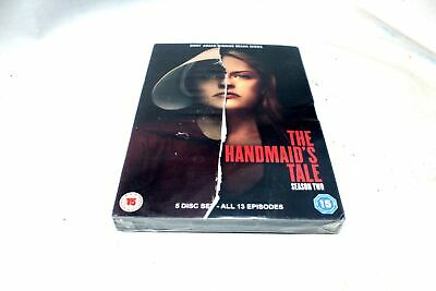 THE HANDMAID'S TALE Season Two DVD Box Set Region 2 SEALED & NEW - Y99