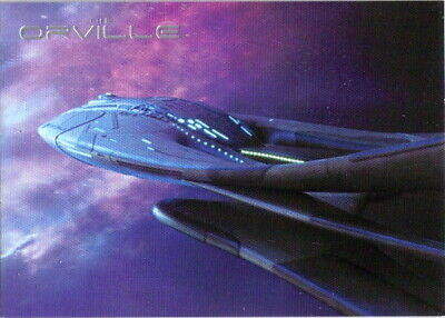 2019 The Orville Ship #08 Chase Card