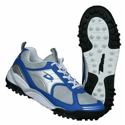 *NEW* DITA REACTOR UNISEX, MENS, WOMENS HOCKEY SHOES / TRAINERS (Blue), RRP £65
