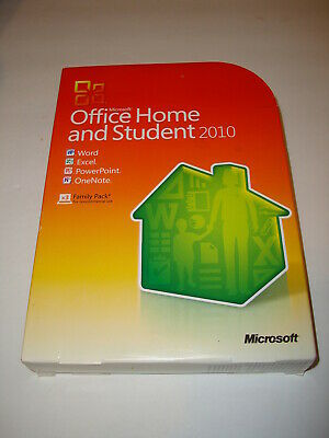 Office Home & Student Family Pack Software Dvd Complete