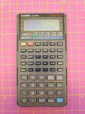 Casio FX-6300G Graphics Calculator