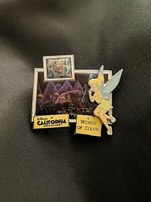 Disney California adventure world of color Tinkerbell pin