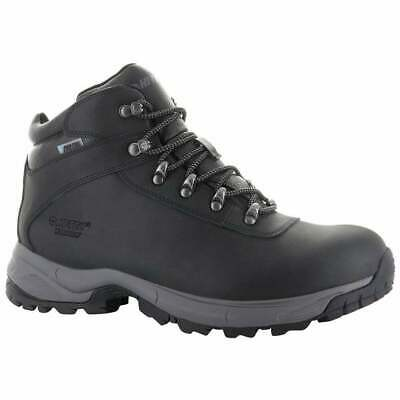 Mens Hi-Tec EuroTrek III Waterproof Hiking Walking Lace Up Boots Sizes 7 8