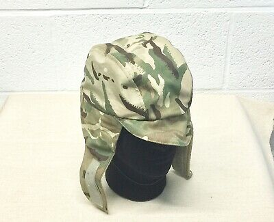 NEW British Army-Issue MTP MVP Cold-Weather Cap. Size Medium.