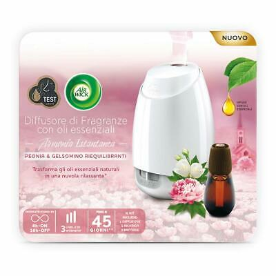 1736950-Air Wick Diffusore di Fragranza con Oli Essenziali - 1 Kit: Gadget + ric