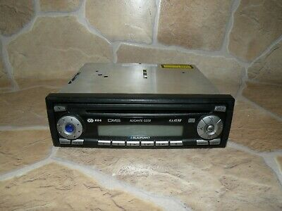 Blaupunkt Alicante CD 32 Autoradio