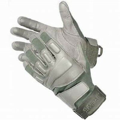 Blackhawk SOLAG Made with Kevlar Assault Gloves 8114SMOD Small OD Green Authenti
