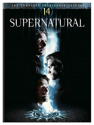 Supernatural [The Complete 14th Season] [Brand New & Sealed]