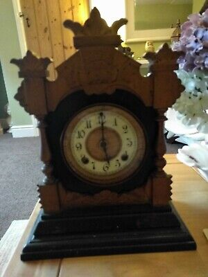 Antique Mantel Clock. Ansonia