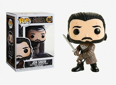 Funko Pop Game of Thrones™: Jon Snow Vinyl Figure #44446