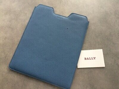 BALLY Ipad Case BARBIO Hülle Leder Leather Apple I pad Switzerland