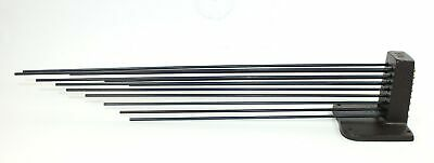 """CLOCK CHIME BAR 12 ROD GRANDFATHER/MOTHER w/18"""" LONGEST CHIME BAR - NOS! NA131"""