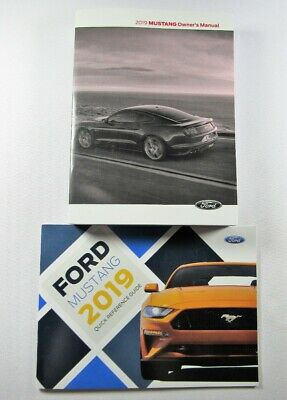 MUSTANG 1995 OWNERS MANUAL FORD BOOK