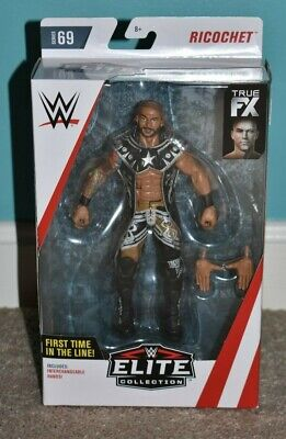 WWE ELITE COLLECTION RICOCHET SERIES 69 Action Figure Mattel MINT NEVER OPENED