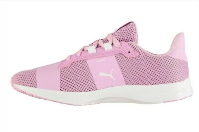 PUMA PINK FLEX XT Active Trainers Road Running Shoes Womens