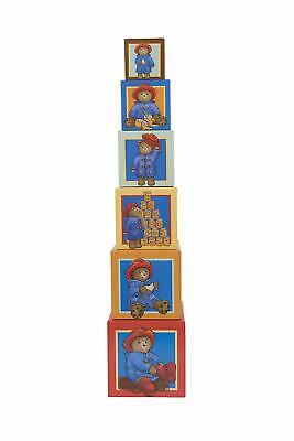 Paddington for Baby Learning Stacking Blocks Set